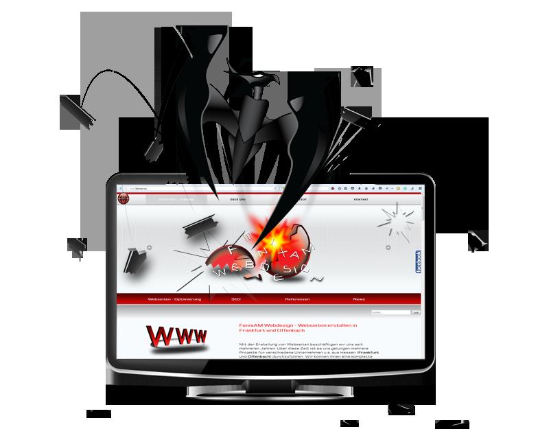 SEO und Webdesign für Firmen aus Frankfurt und Offenbach