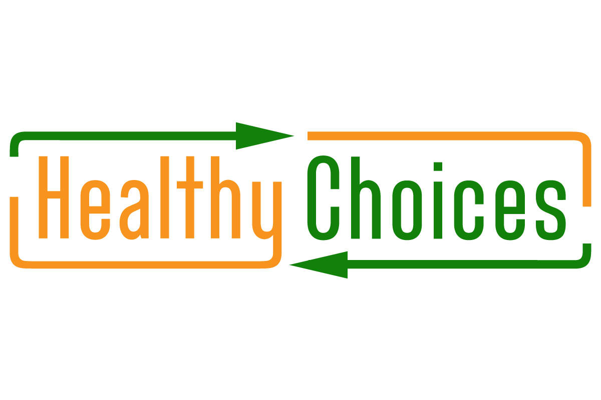Healthy Choices - Logo Design by FenixAM Webdesign