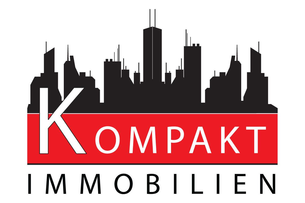 Kompakt Immobilien - Logo Design von FenixAM Webdesign
