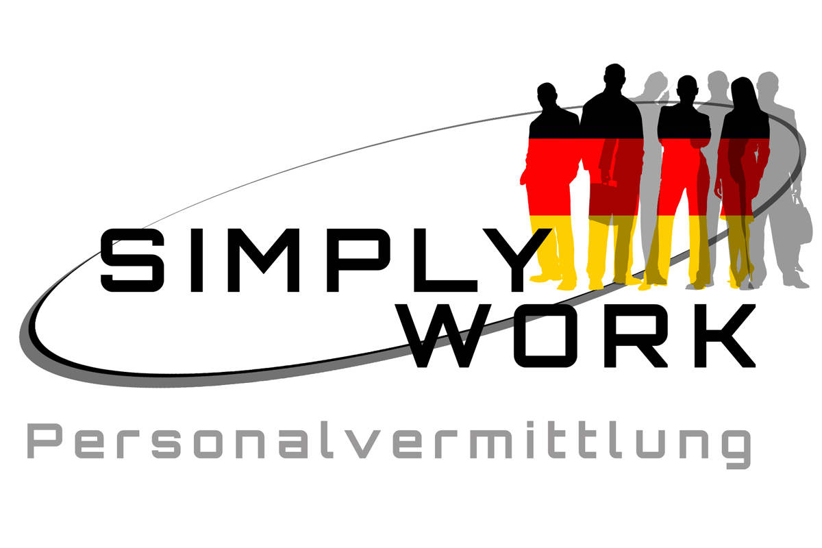Simply Work - Logo Design by FenixAM Webdesign