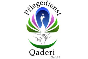 Pflegedienst Qaderi - Logo Design by FenixAM Webdesign